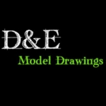 D&E Model Drawings